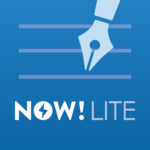 Create letters on the go with Agenda NOW! Lite